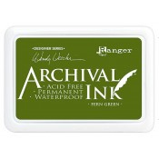 Wendy Vecchi Archival Ink Pad - Fern Green AID38962
