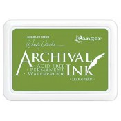 Wendy Vecchi Archival Ink Pad - Leaf Green AID41436