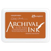 Wendy Vecchi Archival Ink Pad - Orange Blossom AID38986