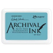 Wendy Vecchi Archival Ink Pad - Sky Blue AID45656
