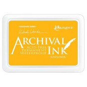 Wendy Vecchi Archival Ink Pad - Sunflower AID49005