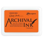 Wendy Vecchi Archival Ink Pad - Tiger Lily AID45670
