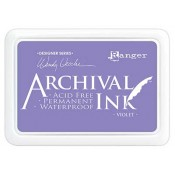 Wendy Vecchi Archival Ink Pad - Violet AID45687