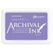 Wendy Vecchi Archival Ink Pad - Violet AID45687