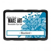 Wendy Vecchi MAKE ART Blendable Dye Ink Pad: Bluebird WVD62578