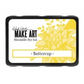 Wendy Vecchi MAKE ART Blendable Dye Ink Pad: Buttercup - WVD64299