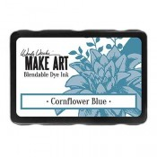 Wendy Vecchi MAKE ART Blendable Dye Ink Pad: Cornflower Blue - WVD62585