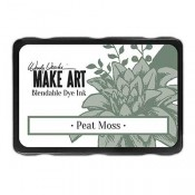 Wendy Vecchi MAKE ART Blendable Dye Ink Pad: Peat Moss - WVD64343