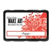 Wendy Vecchi MAKE ART Blendable Dye Ink Pad: Poppy WVD62622