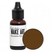 Wendy Vecchi MAKE ART Blendable Dye Ink Reinker: Potting Soil - WVR64480