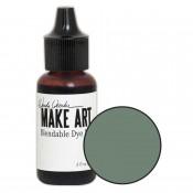 Wendy Vecchi MAKE ART Blendable Dye Ink Reinker: Peat Moss - WVR64466