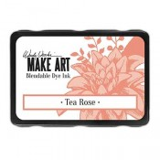 Wendy Vecchi MAKE ART Blendable Dye Ink Pad: Tea Rose - WVD64381