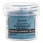 Wendy Vecchi Embossing Powder, Cornflower Blue - WEP43881