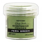 Wendy Vecchi Embossing Powder, Fern Green - WEP43898