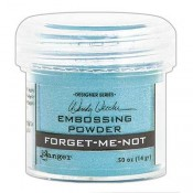 Wendy Vecchi Embossing Powder: Forget Me Not - WEP48039