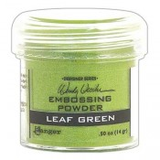 Wendy Vecchi Embossing Powder: Leaf Green - WEP48046
