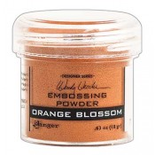 Wendy Vecchi Embossing Powder, Orange Blossom - WEP43904