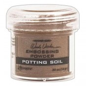 Wendy Vecchi Embossing Powder: Potting Soil - WEP48053