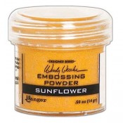 Wendy Vecchi Embossing Powder: Sunflower - WEP49067