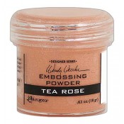 Wendy Vecchi Embossing Powder, Tea Rose - WEP45748