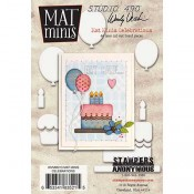 Wendy Vecchi Mat Minis: Celebrations WVMM013
