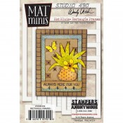 Wendy Vecchi Mat Minis: Rectangle Frames WVMM34
