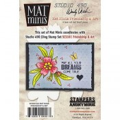 Wendy Vecchi Mat Minis: Friendship & Art WVMM022