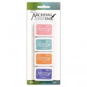 Wendy Vecchi Mini Archival Ink Pad Kit 3 - AMDK58953