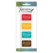Wendy Vecchi Mini Archival Ink Pad Kit 1 - AMDK57796