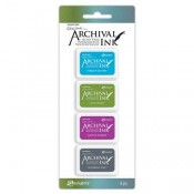 Wendy Vecchi Mini Archival Ink Pad Kit 2 AMDK57802