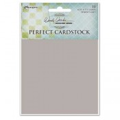 Wendy Vecchi Perfect Cardstock: Grey Cards - WVA62394