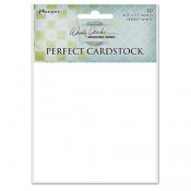 Wendy Vecchi Perfect Cardstock: White Panels - WVA62424