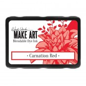Wendy Vecchi Blendable Dye Ink Pad: Carnation Red WVD64312