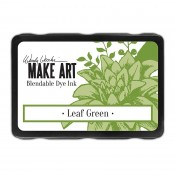 Wendy Vecchi Blendable Dye Ink Pad: Leaf Green WVD64336