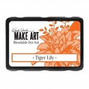 Wendy Vecchi Blendable Dye Ink Pad: Tiger Lily WVD64404