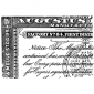Tim Holtz Wood Mounted Stamp - Factory P4-3022