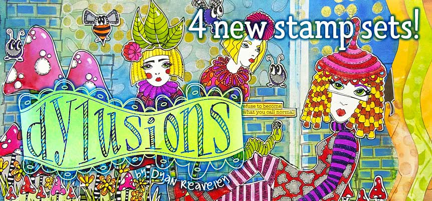 New Dylusions 2018 Release