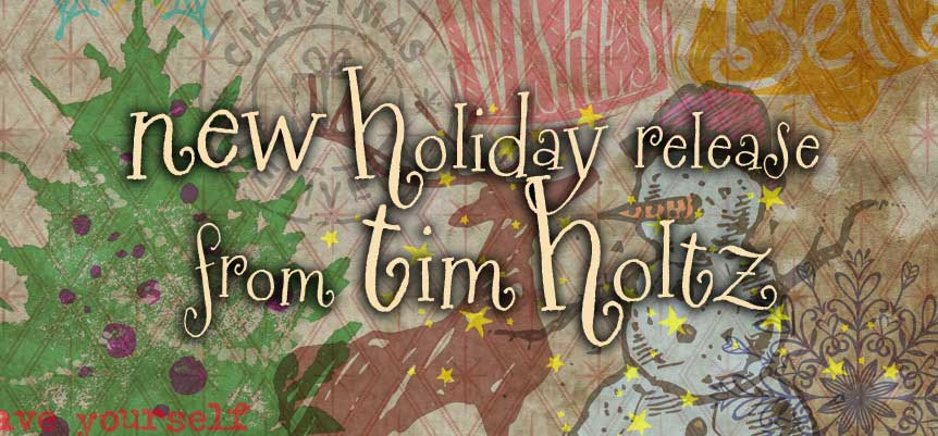 Holiday Releases from Tim Holtz