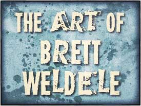 The Art of Brett Weldele